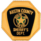 AUSTIN COUNTY TEXAS SHERIFF'S DEPT