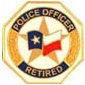 TEXAS POLICE OFFICER RETIRED