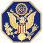 USA FEDERAL SEAL BLUE