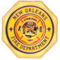 NEW ORLEANS LOUISIANA FIRE DEPT