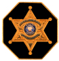 Civil Sheriff Orleans Parish -Metal Star