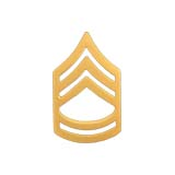 3 UP 2 DOWN SGT 1ST CLASS  GOLD