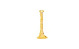 "3/4"" BUGLES - 1 STANDING - GOLD"