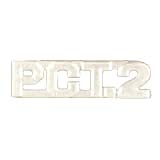 METAL LETTERING PCT.2 - SILVER