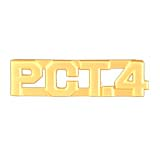 METAL LETTERING PCT.4 - GOLD