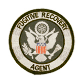 CIRCLE EAGLE - SILVER - FUGITIVE RECOVERY AGENT