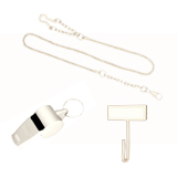 WHISTLE SET - SILVER