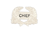 CHIEF WITH BRANCHES SILVER