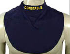 CONSTABLE BLUE AND GOLD