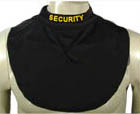 SECURITY BLACK AND GOLD