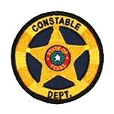CIRCLE 5 PT STAR - GOLD - CONSTABLE DEPT.
