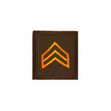 SGT 3 UP GOLD AND BROWN