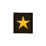CHIEF STAR GOLD AND BLACK