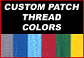 custom embroidred patches