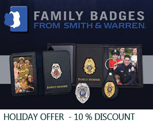 Smith & Warren family badges