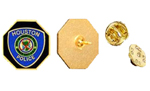 Marlin Tactical Octagon Insignia pins