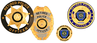 retired police officer section