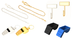 Marlin Tactical Whistles, Whistle Chains, Whistle Covers, Whistle Hooks, Whistle Sets